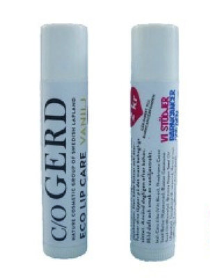 C/O Gerd Lipbalsem/ Eco Lipcare Vanille