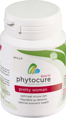 PRETTY WOMAN - 90caps. Phytocure