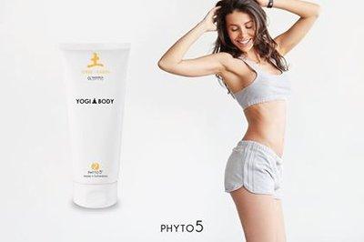 Yogi Body Aarde / Earth -  Quantum -  Phyto 5 - 200ml  Bodygel