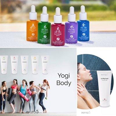 Yogi Body Water + Phyt'Ether Water + Phyt'Acid 200ml